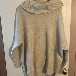 Old navy tunic sweater xxl